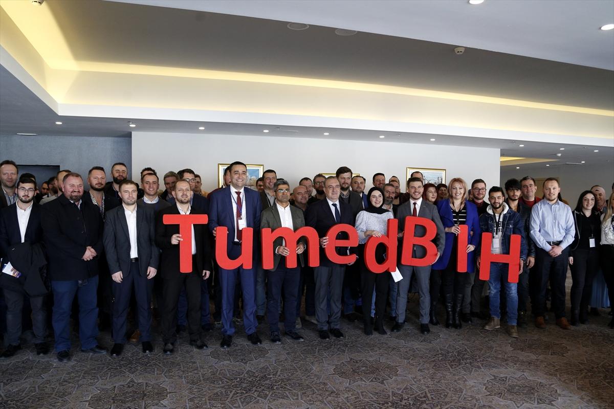 Bosna Hersekli Türkiye Mezunları Saraybosna'da buluştu