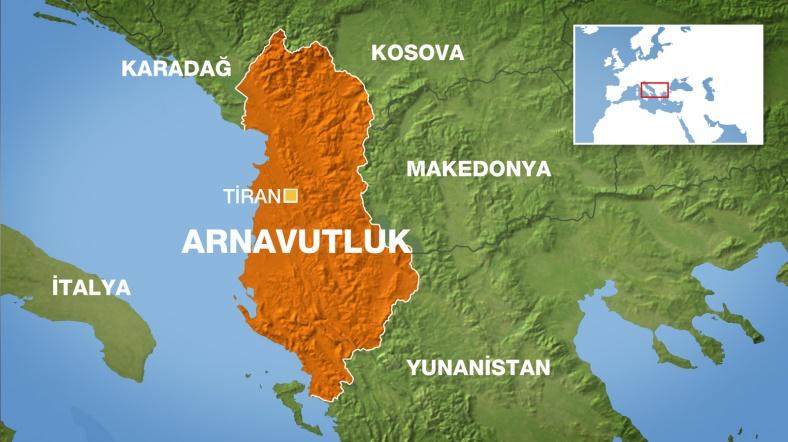 Arnavutluk'ta Türk vatandaşı, vize sahteciliğinden hapis cezasına çarptırıldı
