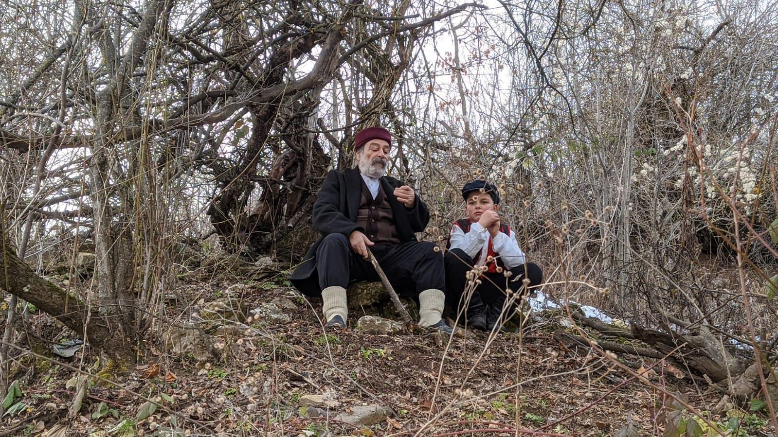 """K. Makedonya'da çekilen """"Balkanlarda Ayak Sesleri"""" filminin çekimleri tamamlandı"""