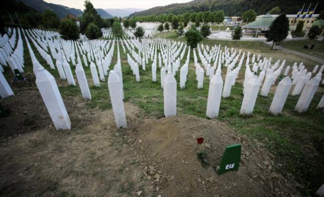 Batı Trakya Türkleri, Milli Direniş Günü Anma Programı'nı Srebrenitsa'da düzenledi