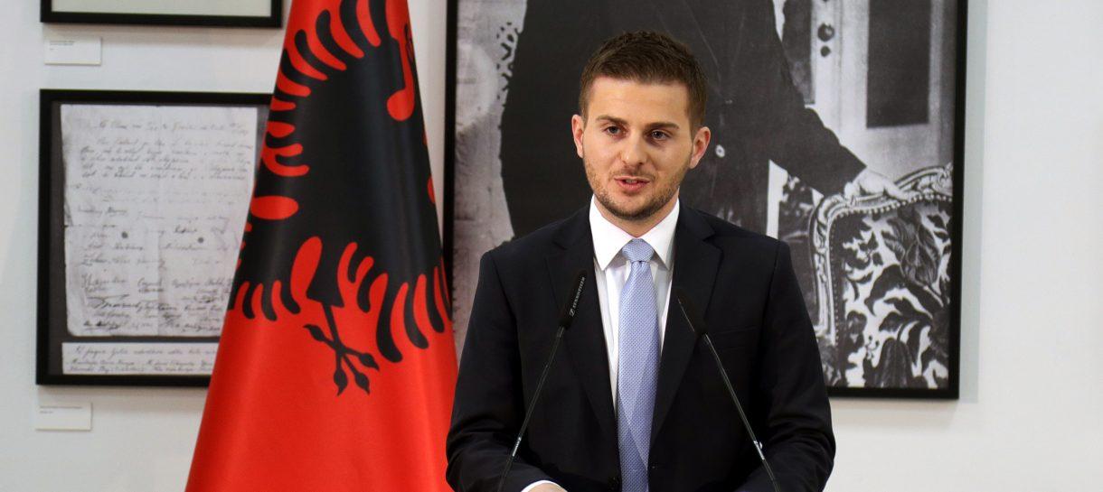 """Arnavutluk Dışişleri Bakan Vekili: """"Dualarımız Türkiye ile"""""""