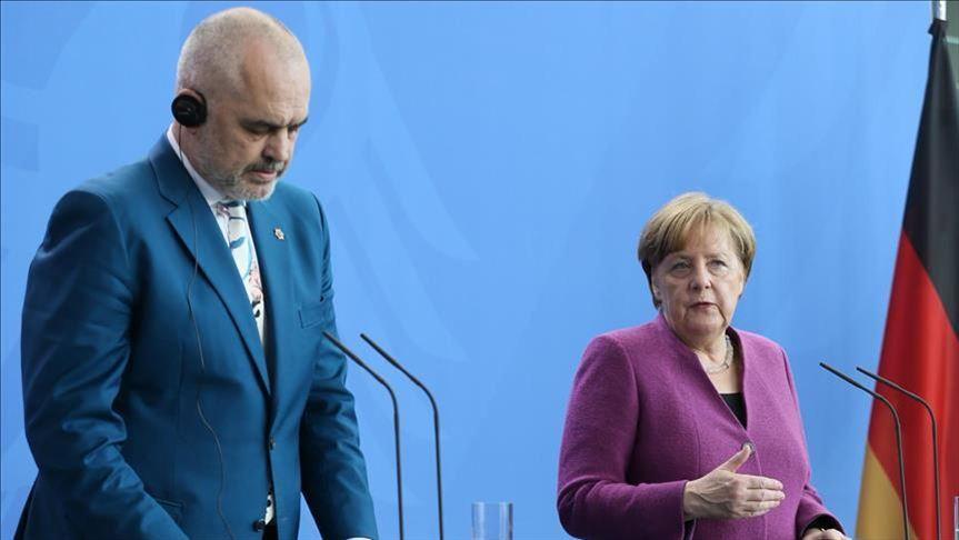 Almanya, Arnavutluk ve Kuzey Makedonya'nın AB'ye üye olmasını destekliyor