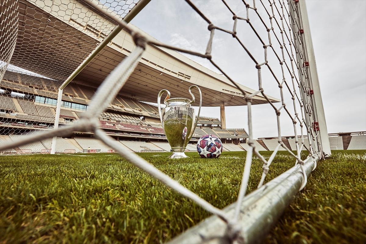"""UEFA Şampiyonlar Ligi'ne """"İstanbul"""" temalı top"""