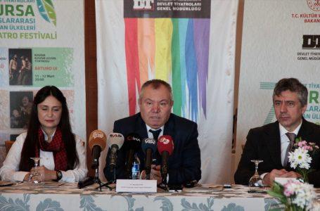 Balkan ülkelerinin tiyatroları Bursa'da sahne alacak