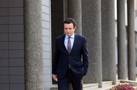 Kosova Başbakanı Kurti'den Arnavutluk'a ziyaret