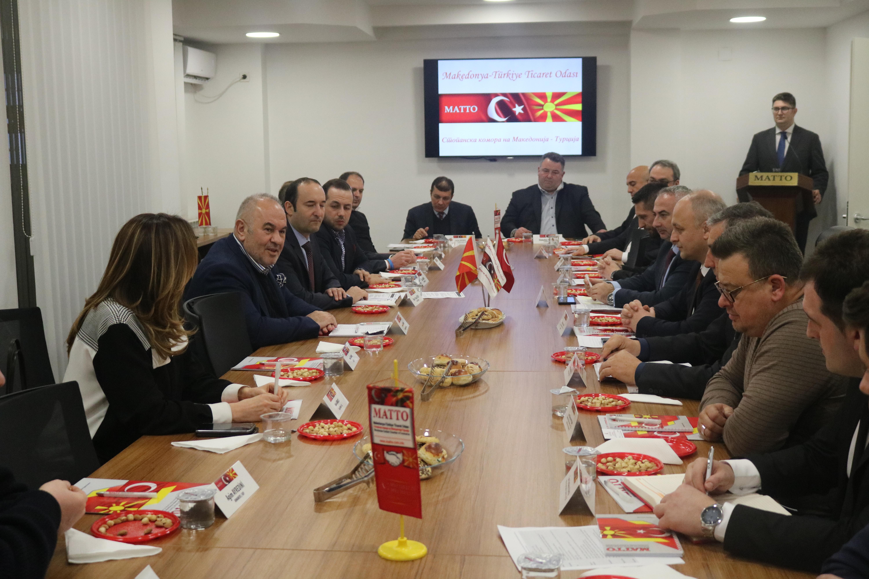 MATTO, Türk siyasi partileri ile seçim öncesi toplantılarını TDP ile başlattı