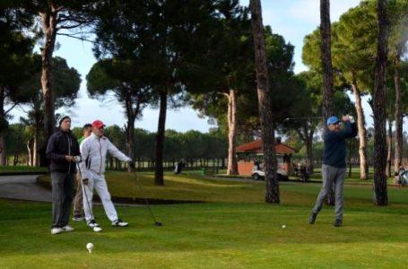 Balkan Golf Şampiyonası başladı