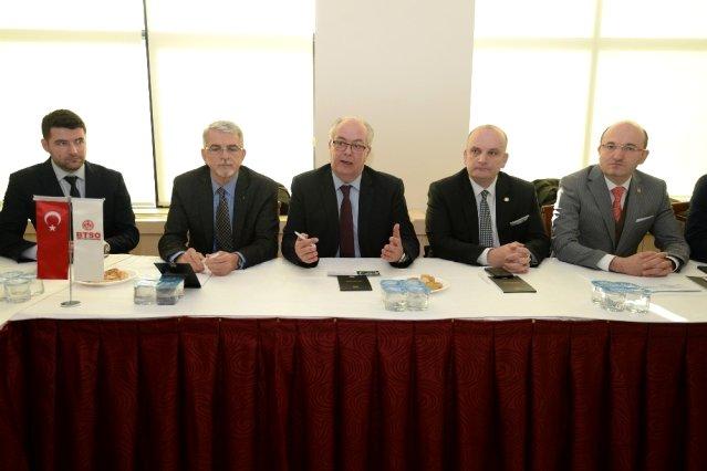 Bosna Hersek'ten iş birliği teklifi
