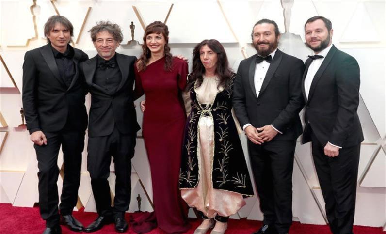 """""""Bal Ülkesi"""" Oscar alamadı ama K. Makedonya tarihine geçti"""