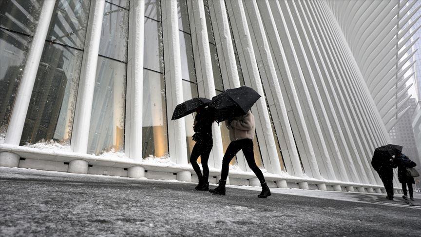 ABD'de fırtına: 5 ölü