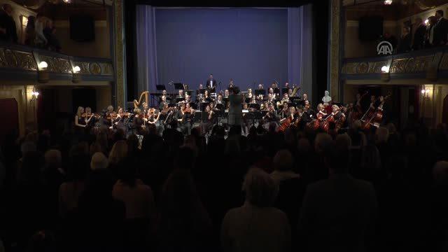 Türk Dünyası Opera Yıldızları, Saraybosnalı sanatseverlerle buluştu