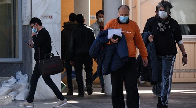 Yunanistan'da koronavirüs vaka sayısı 45'e yükseldi