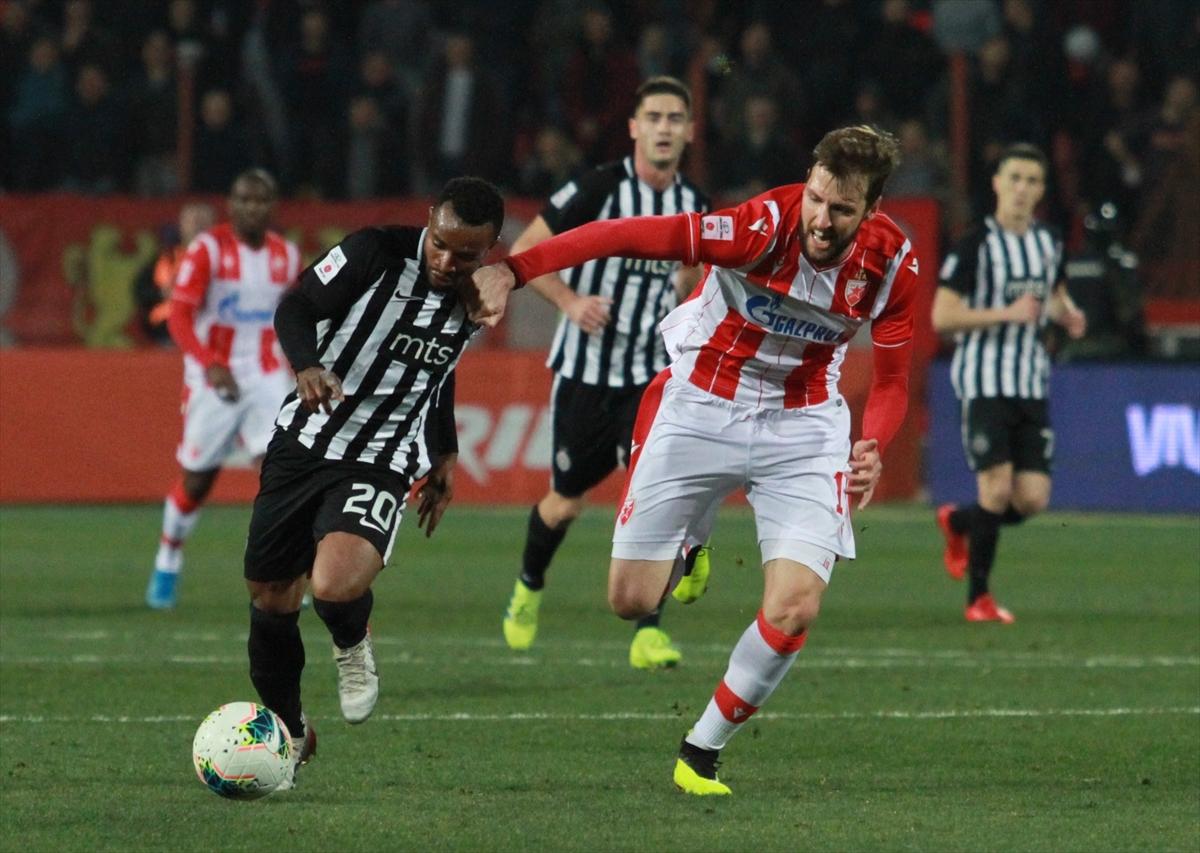 Kızılyıldız-Partizan derbisi golsüz tamamlandı