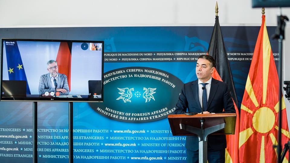 Dışişleri Bakanı Dimitrov: AB ile henüz işimiz tamamlanmadı