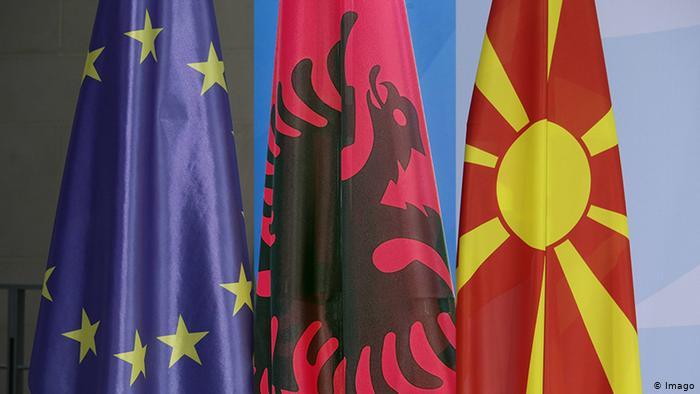 AB, Kuzey Makedonya ve Arnavutluk ile müzakereleri başlatma kararı aldı