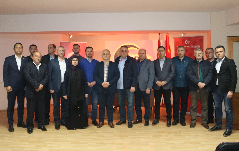 TDP, 12 Nisan seçimlerine SDSM Koalisyonu ile katılacak