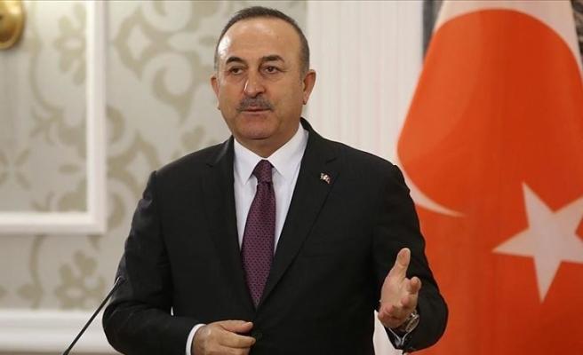 Dışişleri Bakanı Çavuşoğlu'ndan Yunan mevkidaşına cevap