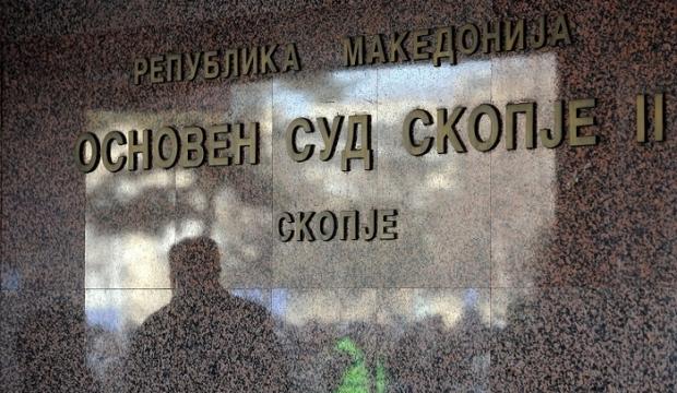 Kuzey Makedonya'daki FETÖ davasında ana duruşma gerçekleşti