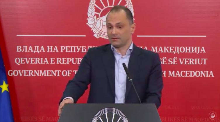 Kuzey Makedonya'da 4 yeni koronavirüs vakası!