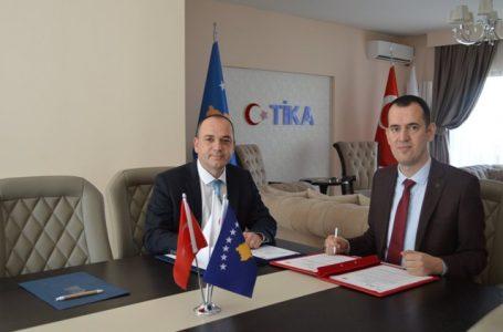 Prizren kütüphanesi protokolü imzalandı