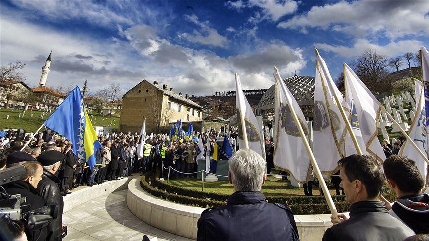 'Bağımsız' Bosna Hersek 28 yaşında