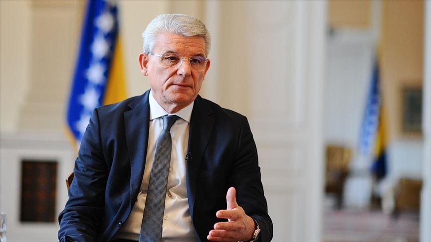 Boşnak lider Dzaferovic: Erdoğan Batı Balkanlar'da istikrar unsurudur