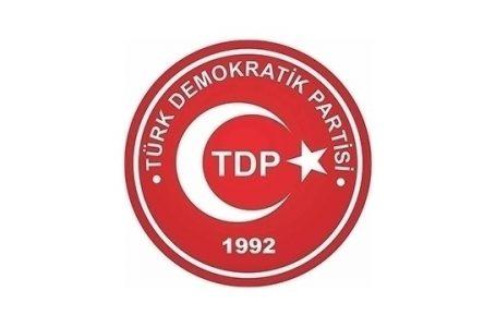 TDP'den SDSM'nin ekonomi paketi ile ilgili açıklama