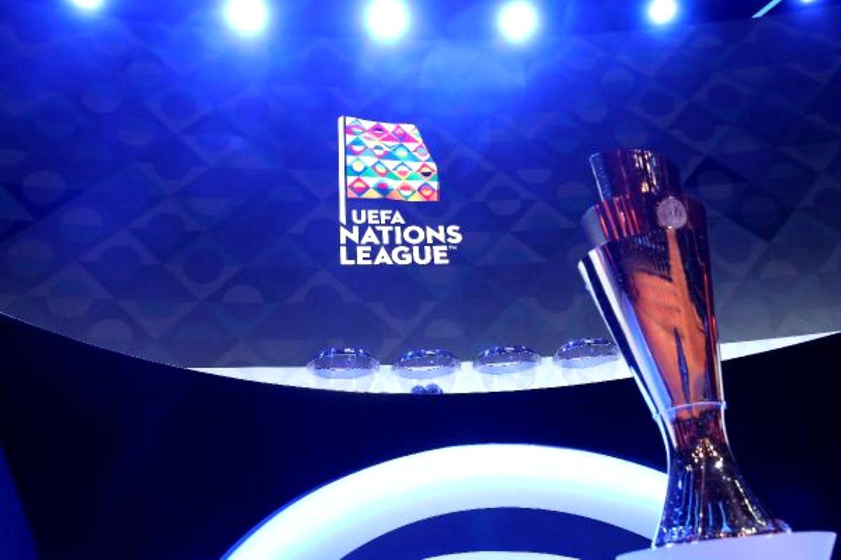 Türkiye ile Sırbistan UEFA Uluslar Ligi'nde aynı grupta mücadele edecek