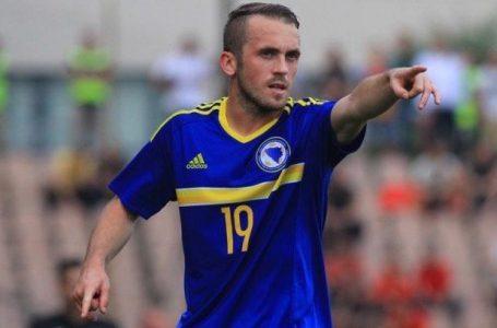 Boşnak futbolcu Visca'dan Türkiyeli 1000 aileye gıda yardımı