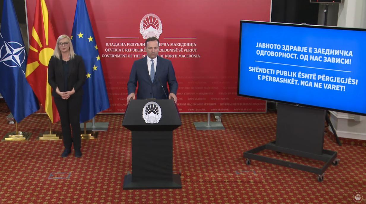 Spasovski: Zanaatçılara finansal destek kararnamesi kabul edildi
