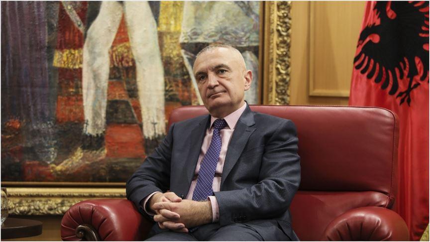 ArnavutlukCumhurbaşkanı İlir Meta, AA'nın 100. yılını kutladı