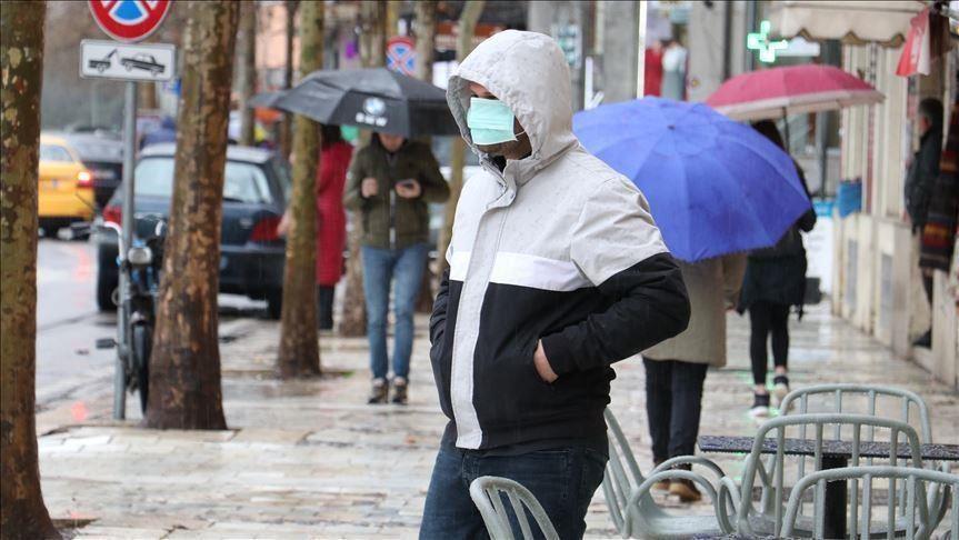 Arnavutluk'ta ölü sayısı 20'ye, vaka sayısı 361'ye yükseldi
