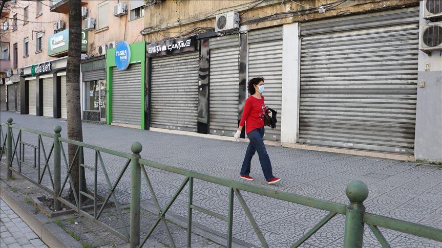 Arnavutluk'ta koronavirüs vaka sayısı 304'e yükseldi