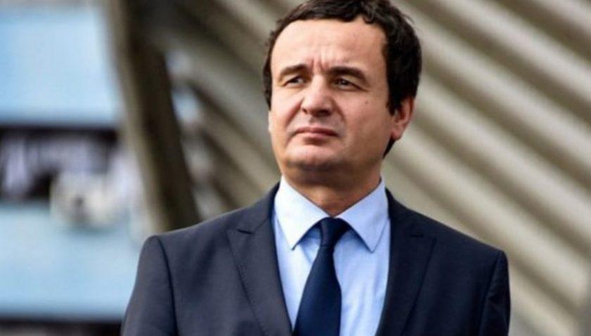 Kosova'nın eski başbakanı Kurti'den erken seçim çağrısı