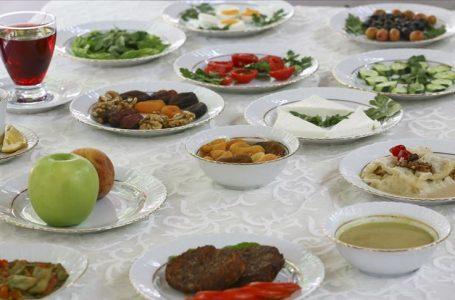 Uzmanından ramazanda sağlıklı beslenme önerisi