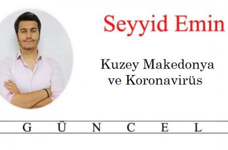 Kuzey Makedonya ve Koronavirüs
