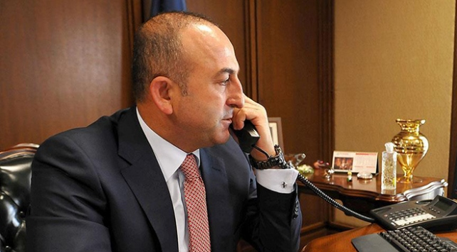 Çavuşoğlu, Hırvatistan ve Kosovalı mevkidaşı ile telefon görüşmesi gerçekleştirdi
