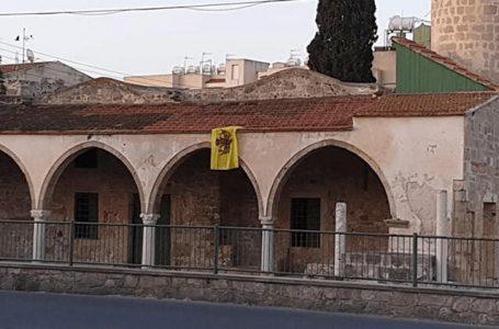Güney Kıbrıs'ta camilere provakasyona AK Parti'den tepki
