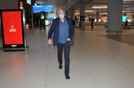Fenerbahçe Beko'nun Sırp Başantrenörü Obradovic, İstanbul'dan ayrıldı