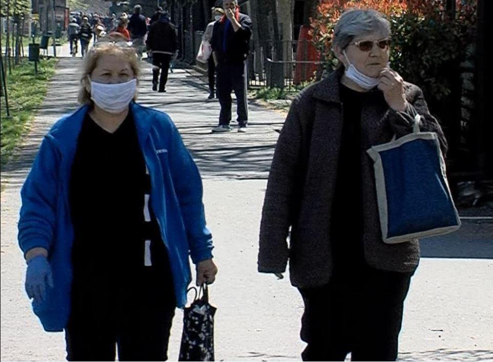Son 24 saatte maske kullanmayan 475 kişi tespit edildi