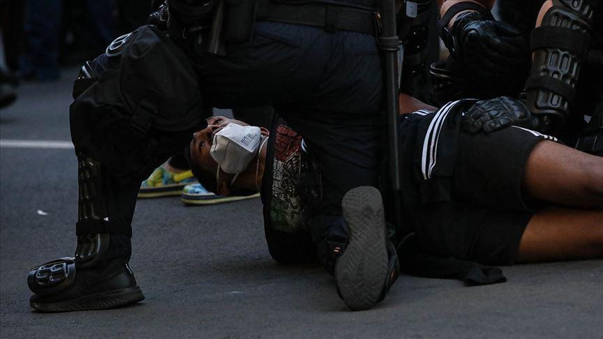 ABD'nin yakın tarihine sürülen kara leke: Siyahilere yönelik polis şiddeti