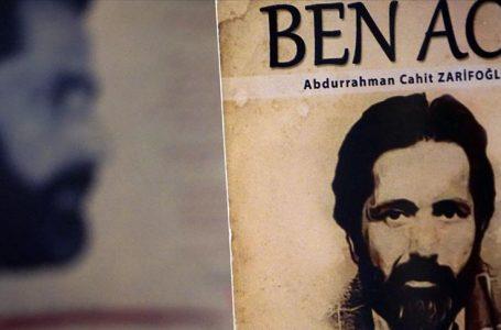 Türk şiirinin zarif şairi: Cahit Zarifoğlu