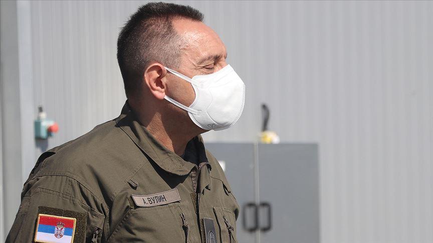Sırbistan Savunma Bakanı Vulin ve Meclis Başkanı Gojkovic'de Kovid-19 tespit edildi
