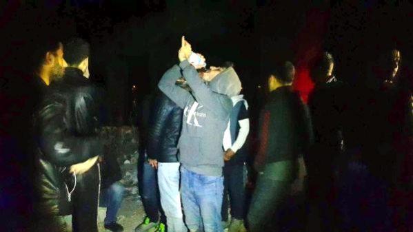 Yunan askerleri, dövüp, aç bıraktığı kaçak göçmenleri Türkiye'ye gönderdi