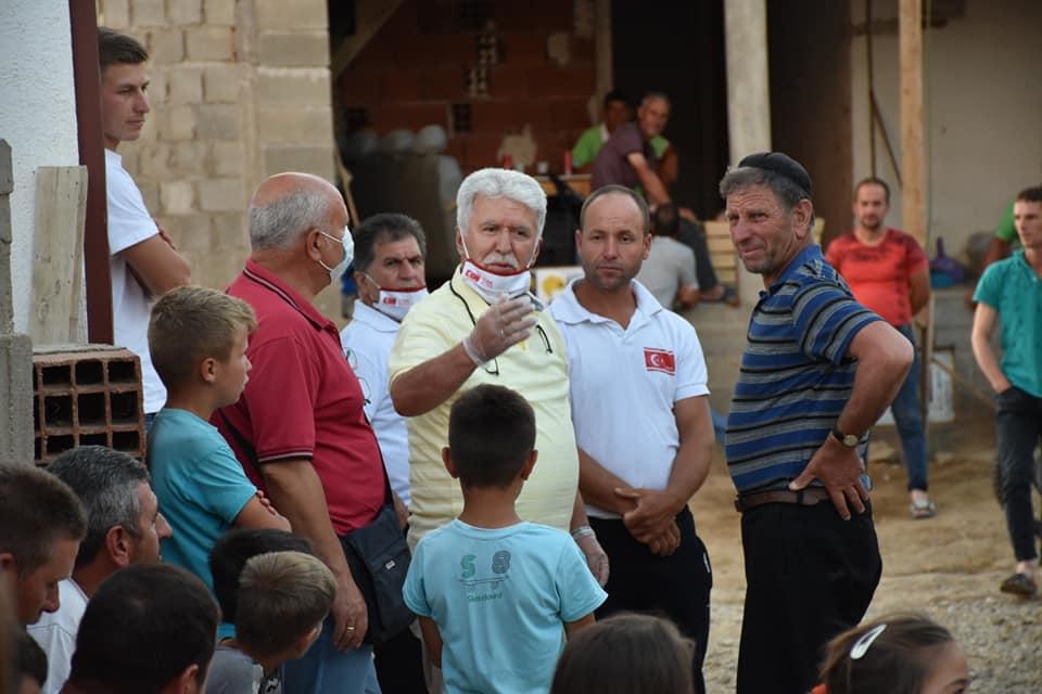 TMBH seçim çalışmalarına ülkenin doğusunda devam etti