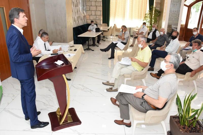 El Hilal'in yıllık olağan meclis toplantısı yapıldı