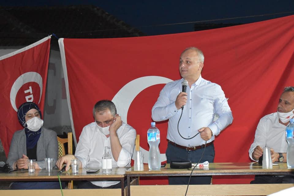 TDP seçim çalışmalarına devam etti