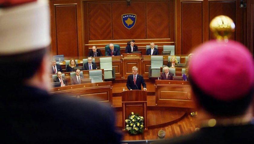 Priştine'deki cami protestosuna üst düzey yetkililerden tepki geldi