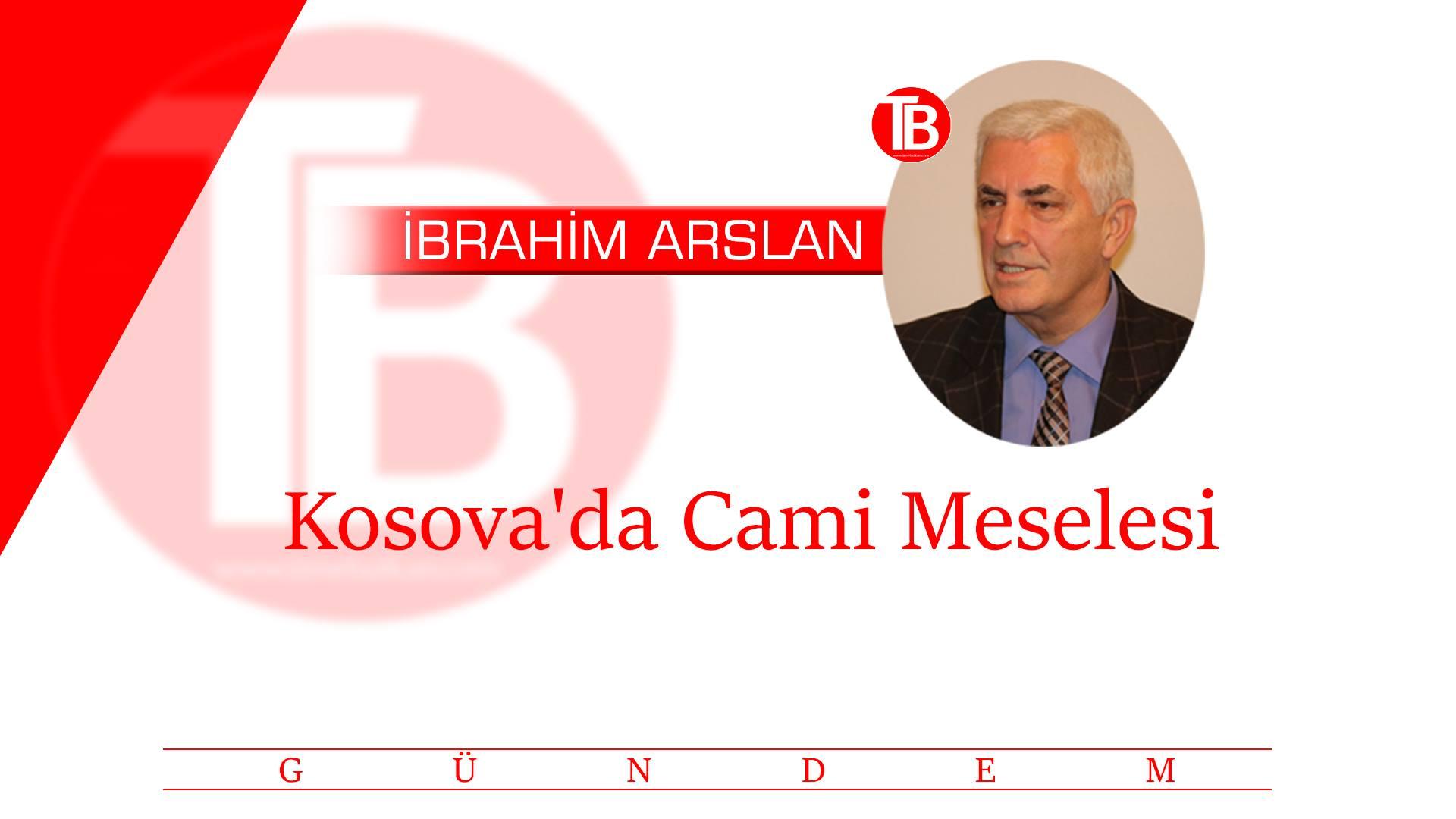 Kosova'da Cami Meselesi…