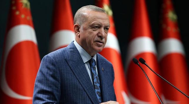 Cumhurbaşkanı Erdoğan'dan Srebrenitsa için video mesaj
